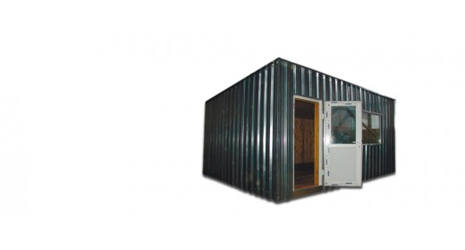 Anti-noise cabin