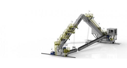 Kratzer Gantry Crane (Q70)